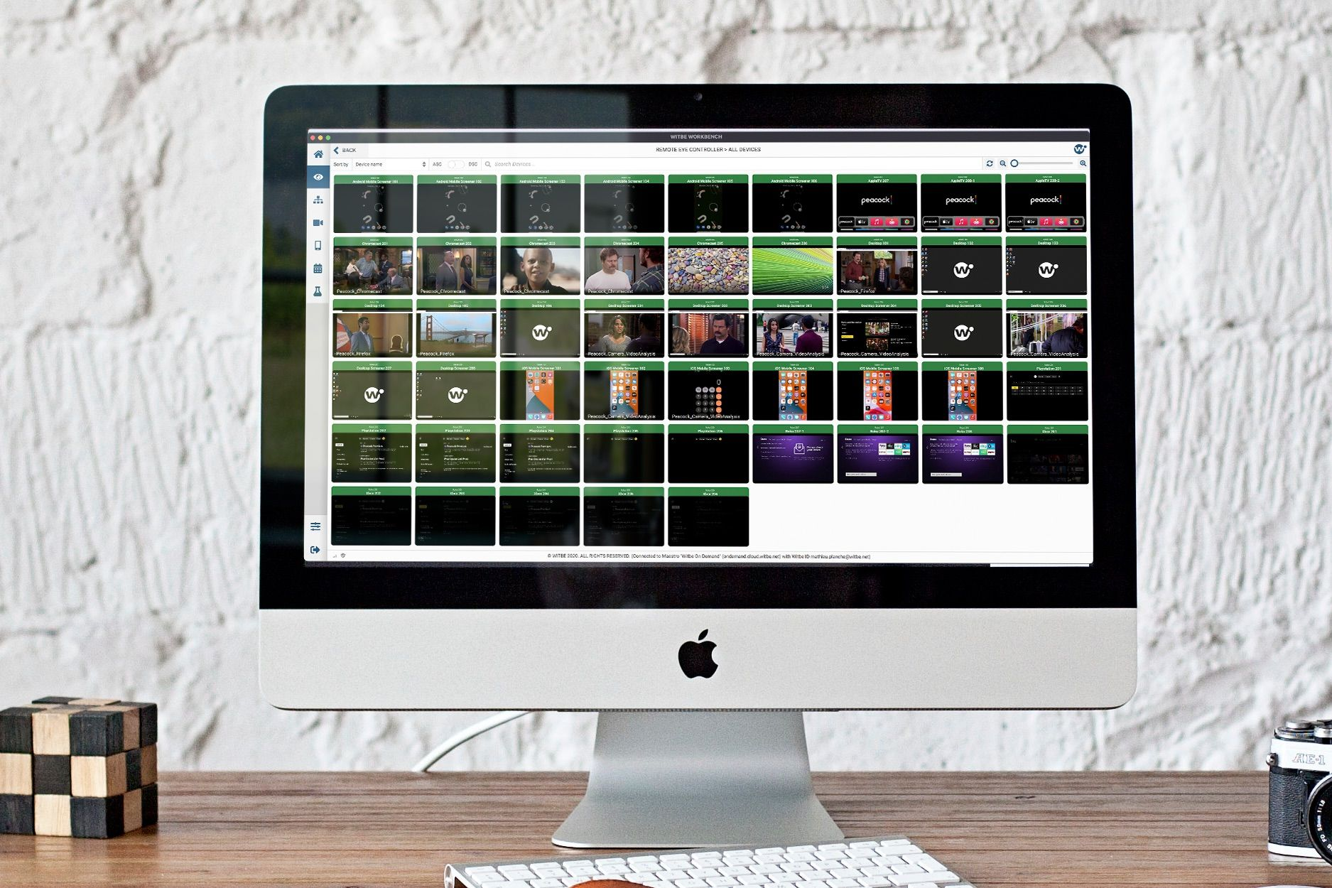 Witbe announces the future of OTT monitoring: Witbe Cloud OnDemand