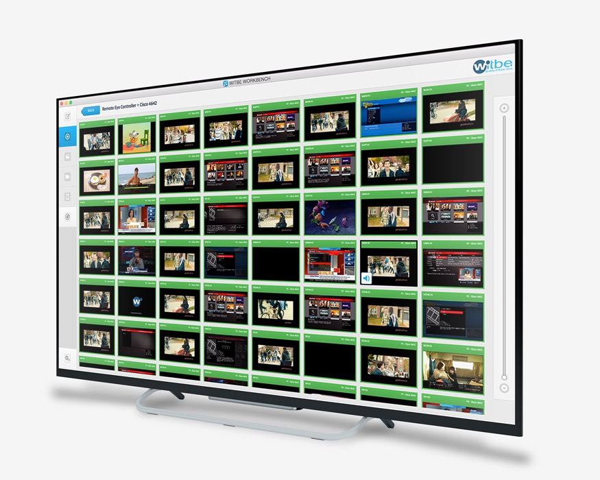use case tv & video services