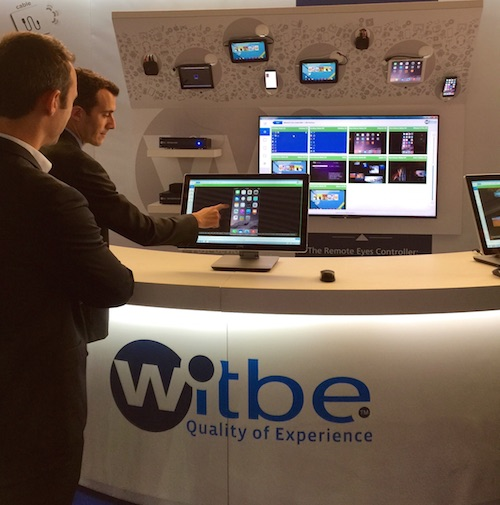 Multiscreen and Multi-Devices Video Monitoring
