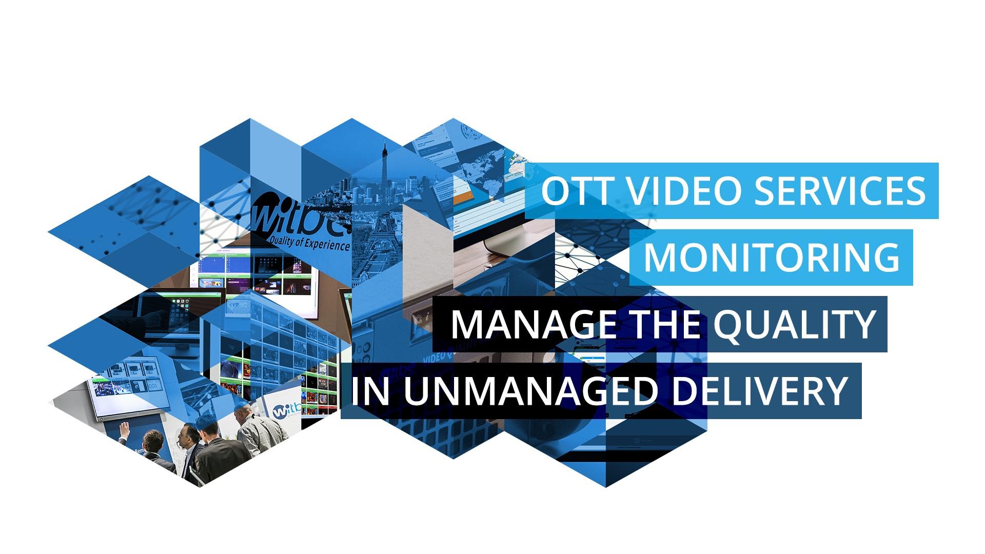 OTT Video monitoring
