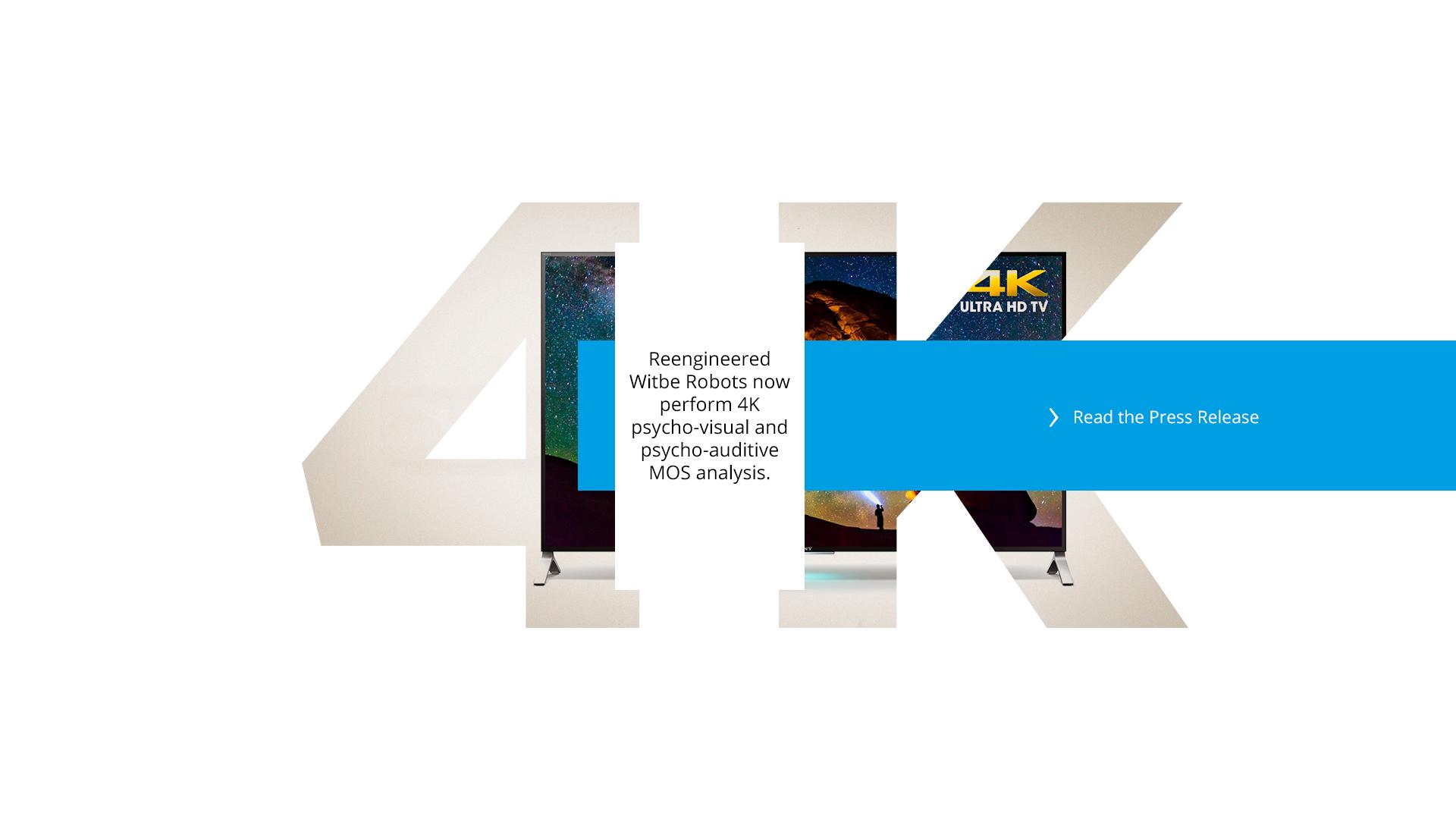 4K monitoring